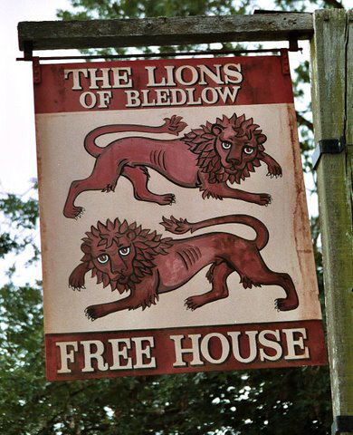 'The Lions of Bledlow'
