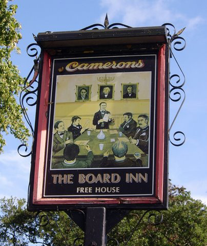 'The Board Inn'
