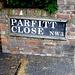 Parfitt Close