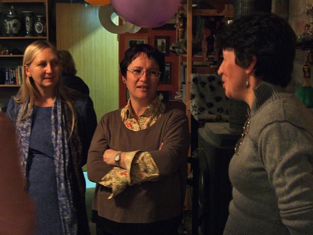 Sandy's 50th birthday party