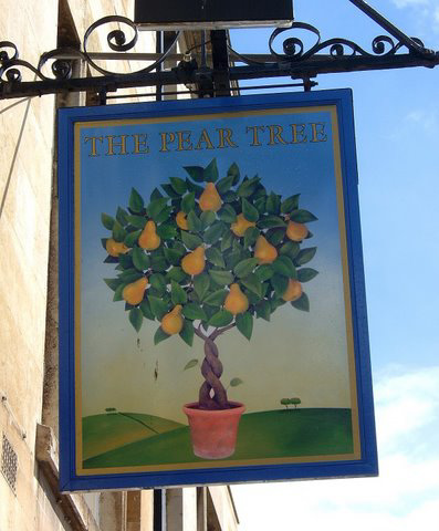 'The Pear Tree'