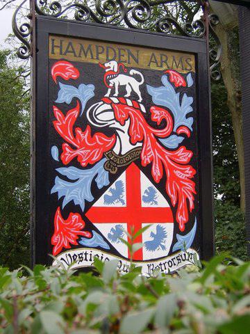 'Hampden Arms'