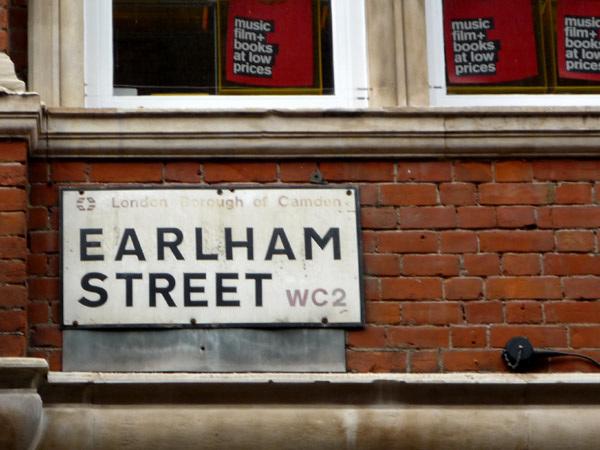 Earlham Street
