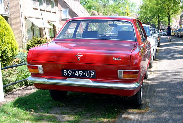 1972 Opel Kadett