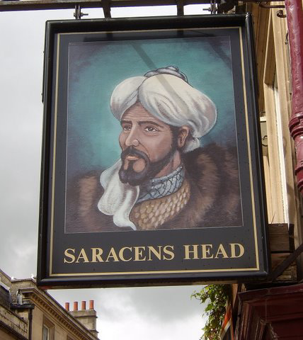 'Saracens Head' (A different one)