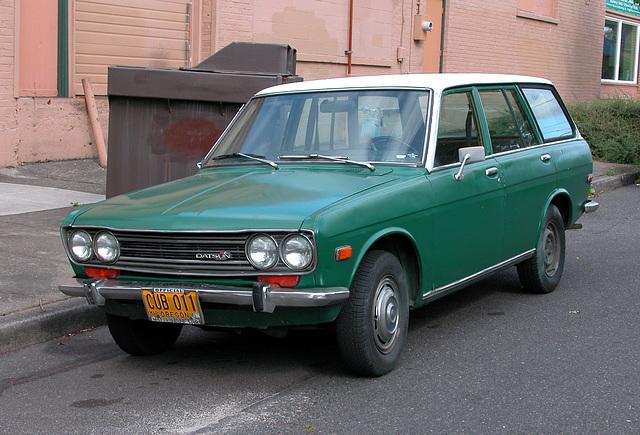 Cars of Portland: Datsun 510