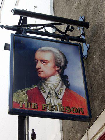 'The Peirson'