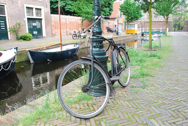 1933 Fongers model E bicycle