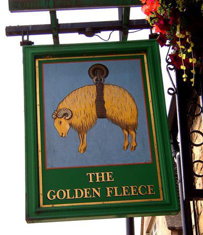 'The Golden Fleece'