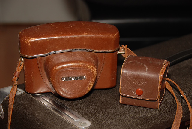 Olympus Ace camera