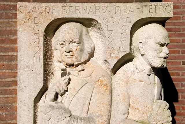 Claude Bernard and Ivan Petrovitch Pavlov