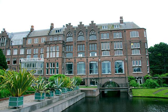 Former Botanical Laboratory of Leiden University