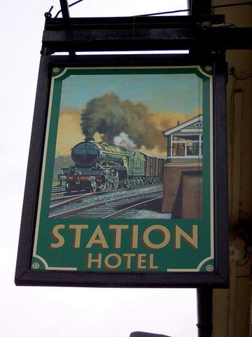 'Station Hotel'