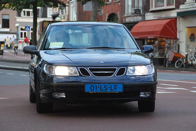 2003 Saab 9-5 2.2 TID Taxi