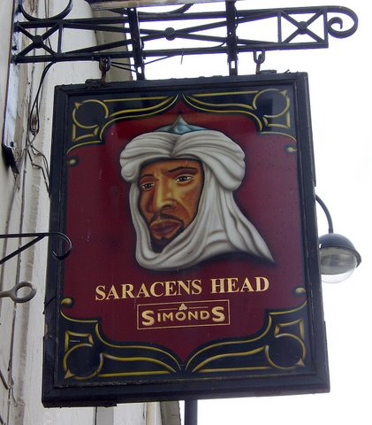 'Saracens Head'