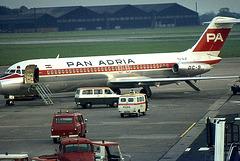 DC-9-32 YU-AJF (Pan Adria)