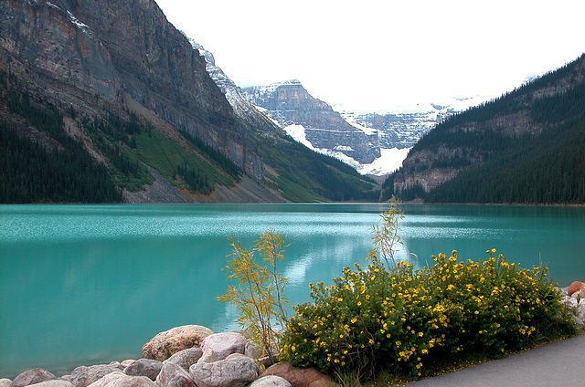 Lake Louise (Banff National Park, Canada)