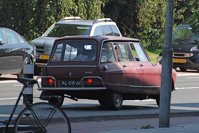 1967 Citroën Ami 6 Break Club
