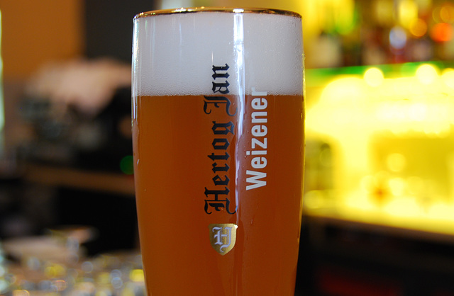 Some old pics: New beer at the café