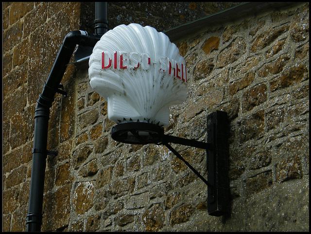Dieso-Shell lamp