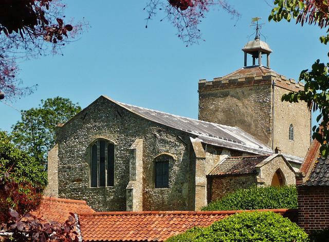 burnham overy church