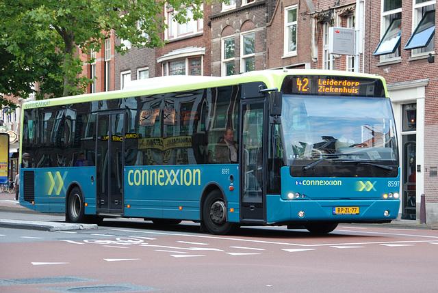 Buses of Leiden: 2005 VDL Berkhof Ambassador 200
