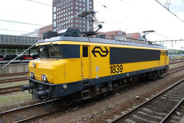 """Engine 1839 """"Leiden"""""""