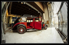 Peugeot 401 taxi