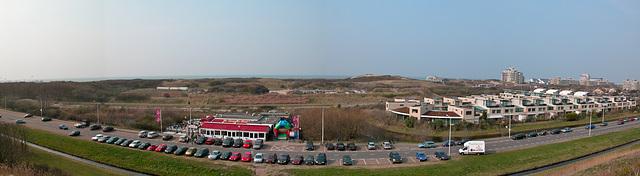 Kijkduin panorama