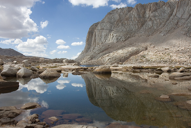Reflected Rock