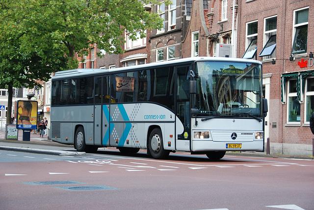 Buses of Leiden: 2002 Mercedes-Benz O550 Integro
