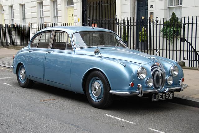 London vehicles: 1968 Jaguar 340 mk 2