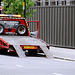 London vehicles: recovery vehicle