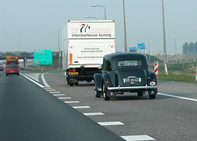 1953 Citroën Traction Avant 11B