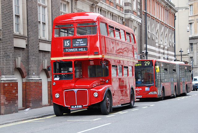London vehicles: Routemaster