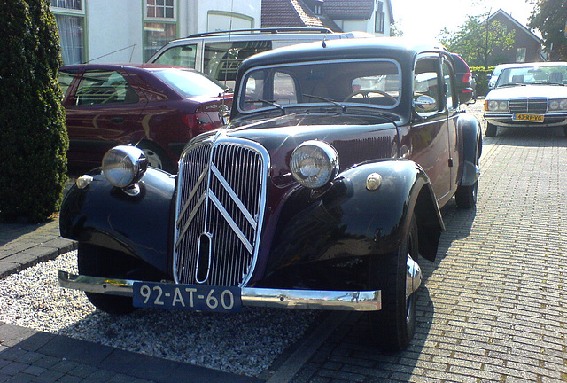 Citroën Traction Avant 11B