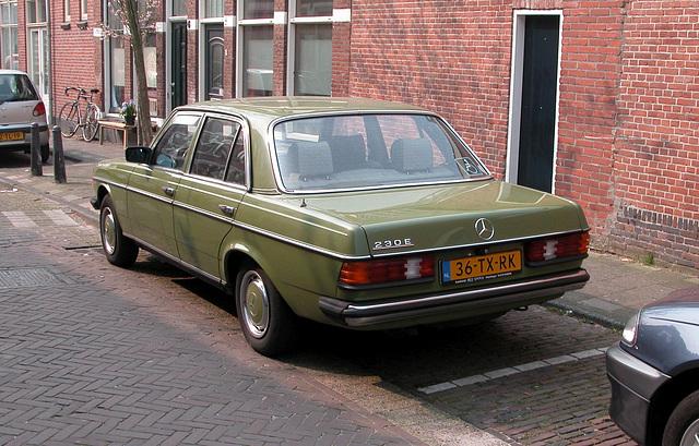 1980 Mercedes-Benz 230 E