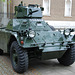 London vehicles: Little armored vehicle