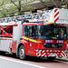 London vehicles: Fire truck