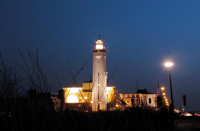 The lighthouse of Noordwijk