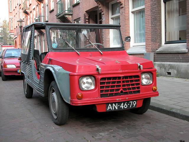 1970 Citroën YM6DM Mehari