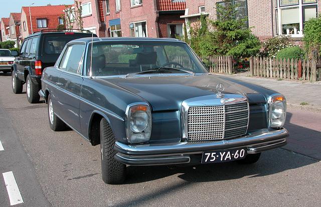 1973 Mercedes-Benz 250 C