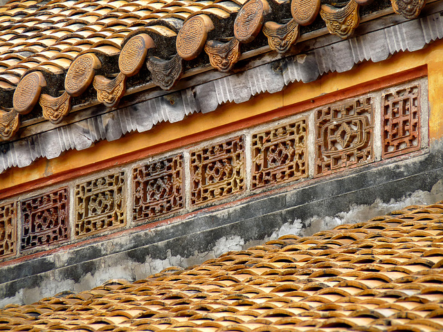 Patterns in a Roof