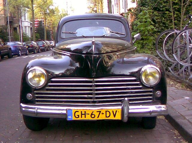 1957 Peugeot 203
