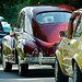 Oldtimer day at Ruinerwold: During the tour