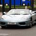 London vehicles: Ferrari