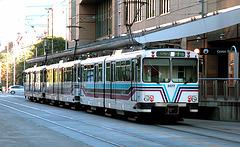 Canadian images: Calgary metro/light rail