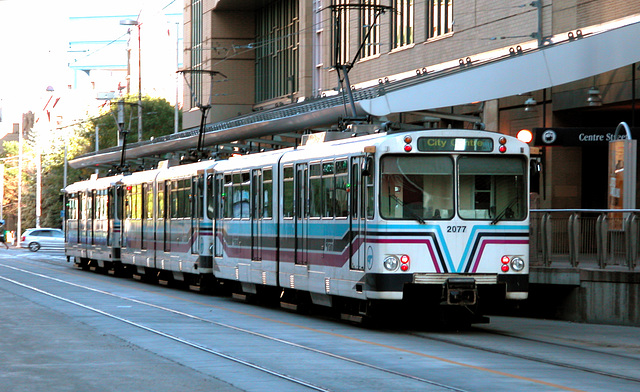 Canadian images: Calgary metro/light rail