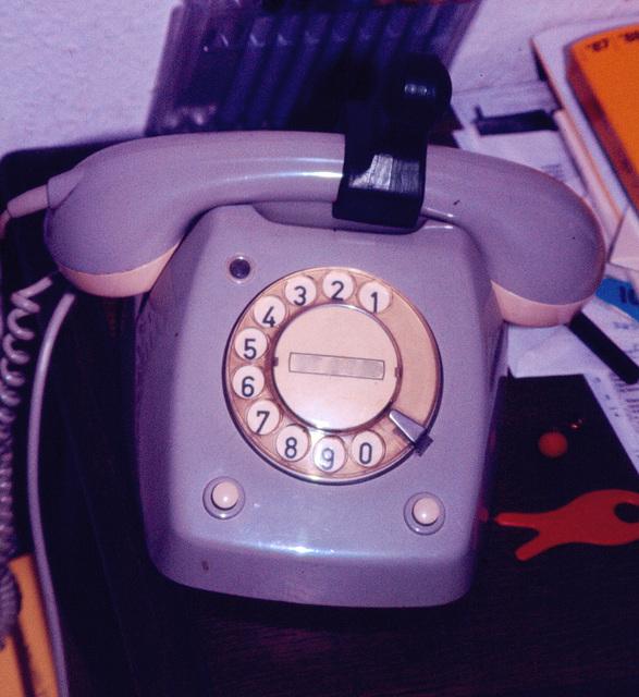 Standaardtoestel T65 / Standard telephone T65