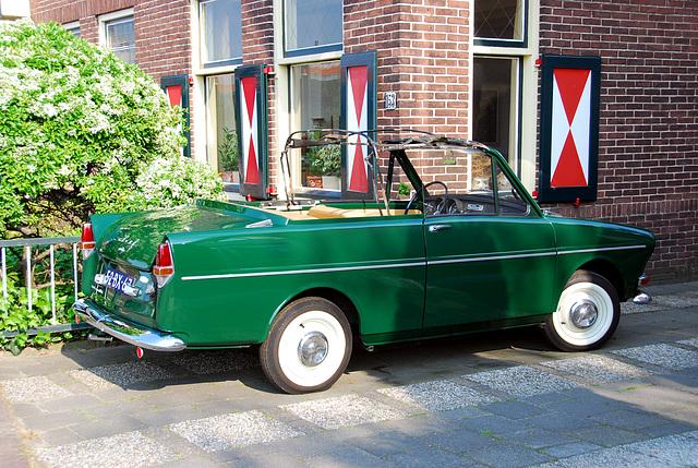 1974 Daf 33 cabriolet